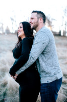Chelsey and Jeff Maternity Photos